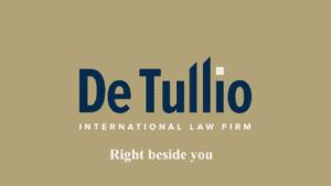 Italian Inheritance law: De Tullio Law Firm's services