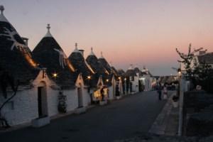 Cultural heritage site: Trulli of Alberobello